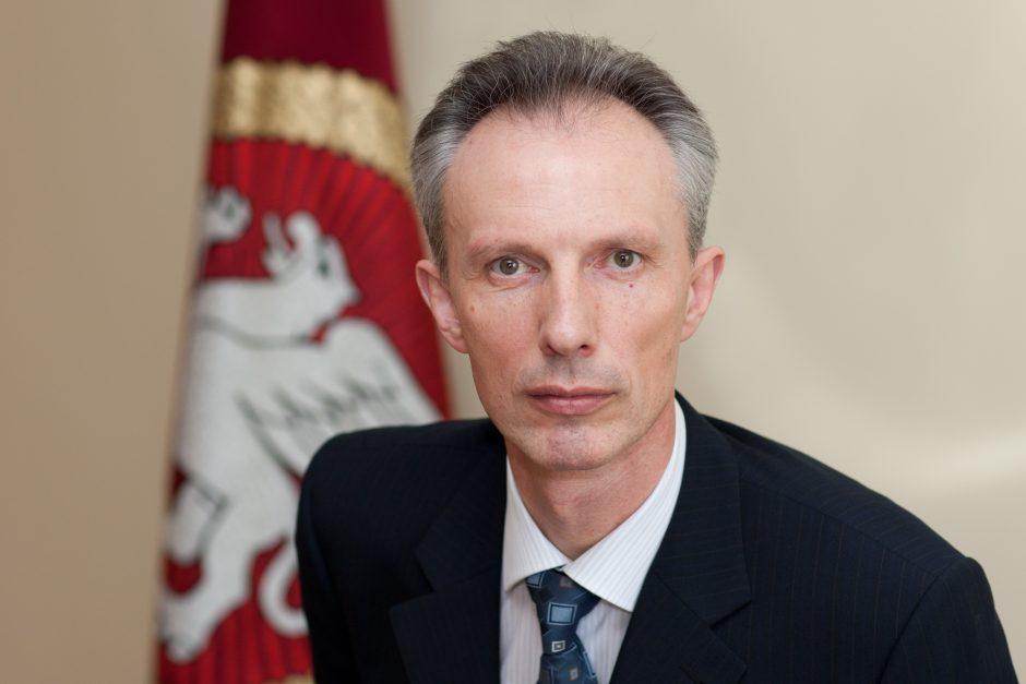Etikos sargai tirs FNTT vadovo K. Jucevičiaus veiklą