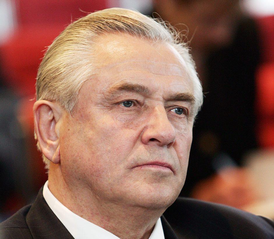 R. Visokavičius išteisintas