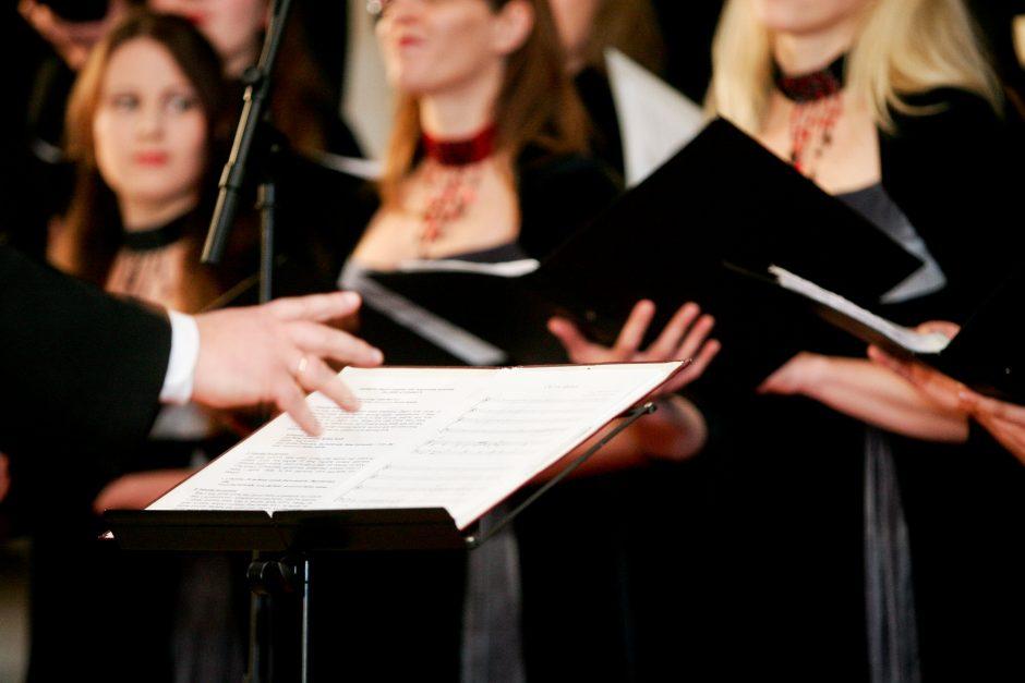 Į Vilnių grįžta studentų chorų festivalis (programa)