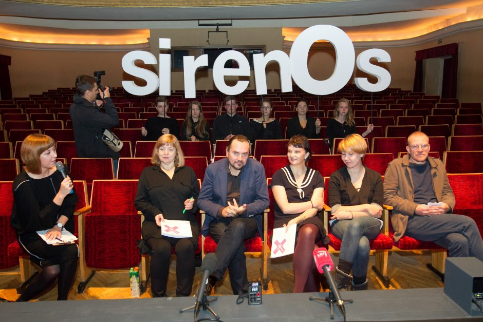 Vilniuje prasideda teatro festivalis