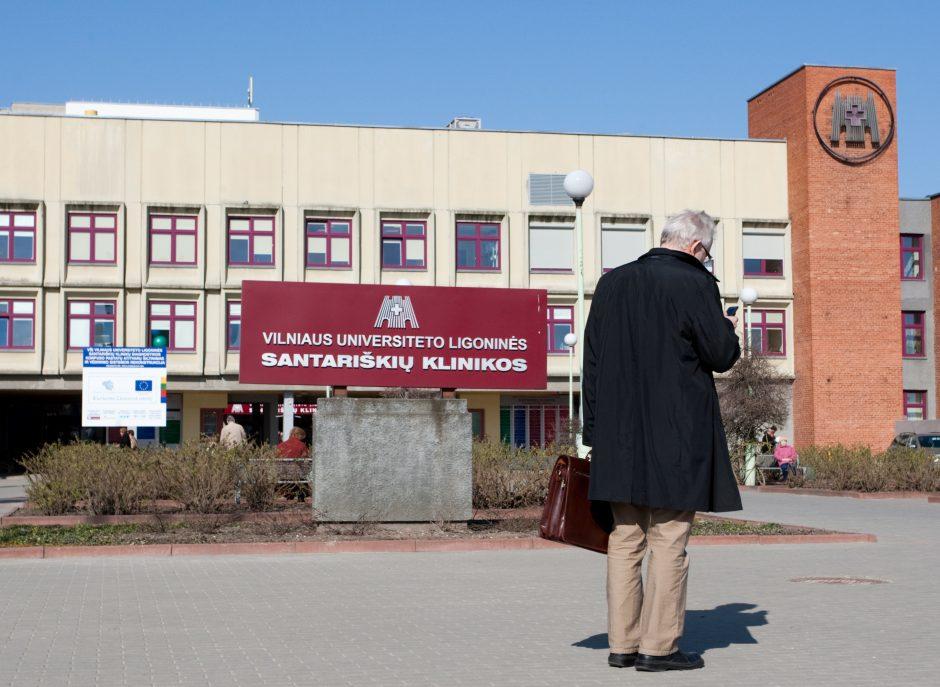 Santariškių klinikose atlikta 90-oji širdies transplantacija