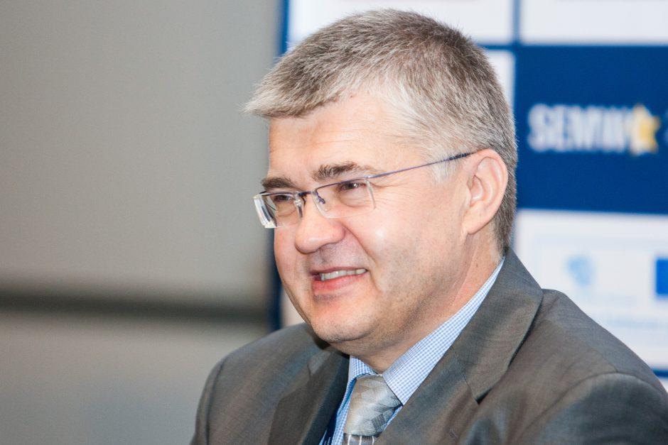 Asociacijos vadovas: Lietuvoje yra įstaigų, galinčių dalyvauti kosmoso programose