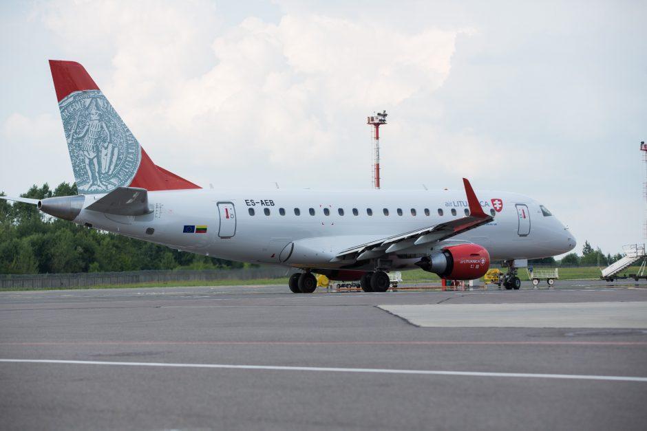 """Tbilisio miesto savivaldybė tapo """"Air Lituanica"""" akcininke"""