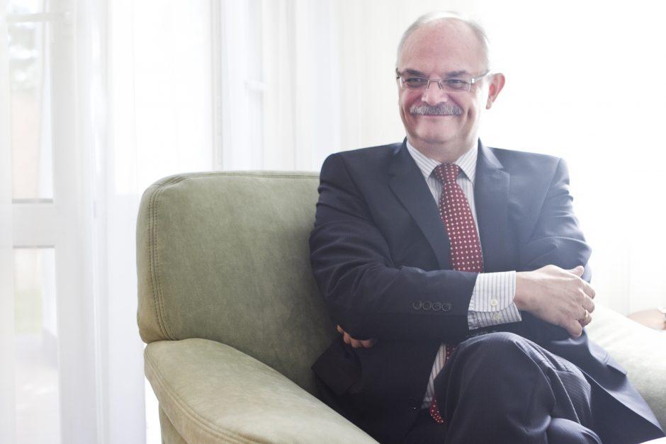 Lenkijos ambasadorius: kiekvieno lenko sielos gilumoje yra ir liks požiūris į lietuvius kaip į brolius