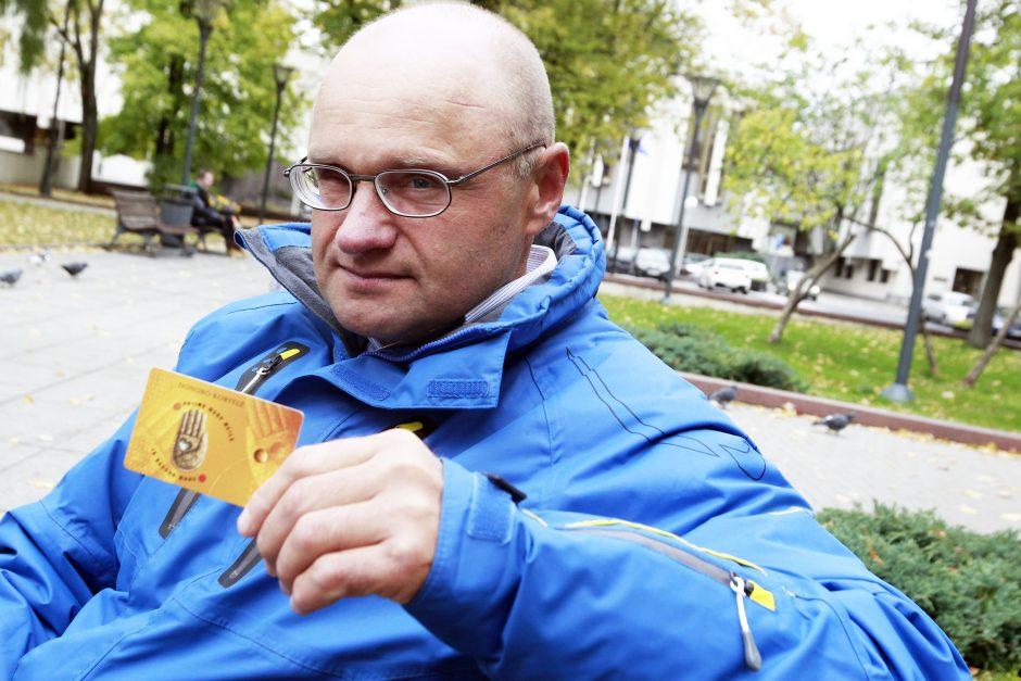Donorystė lietuviams – vis dar baubas