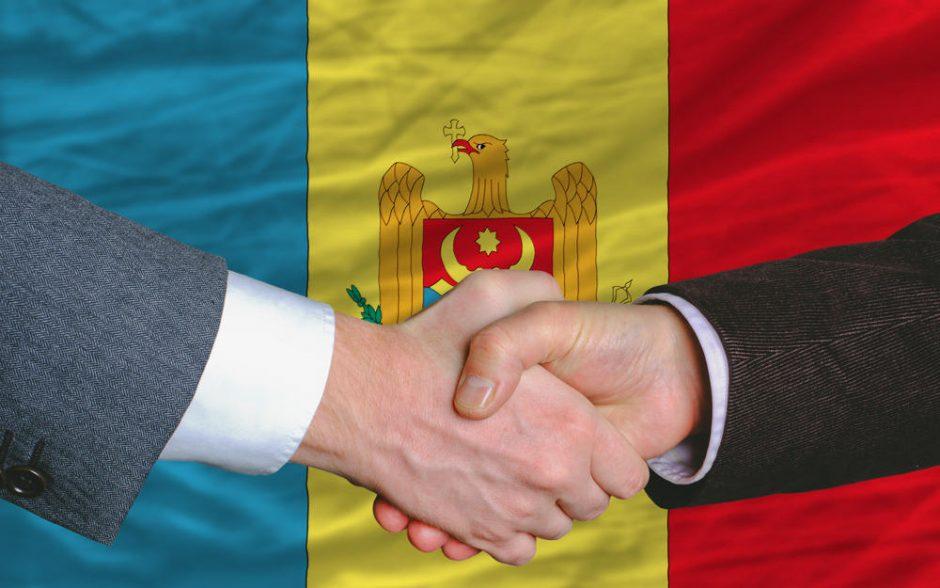 Moldovos parlamento pirmininkas Vilniuje su Lietuvos vadovais aptars eurointegraciją