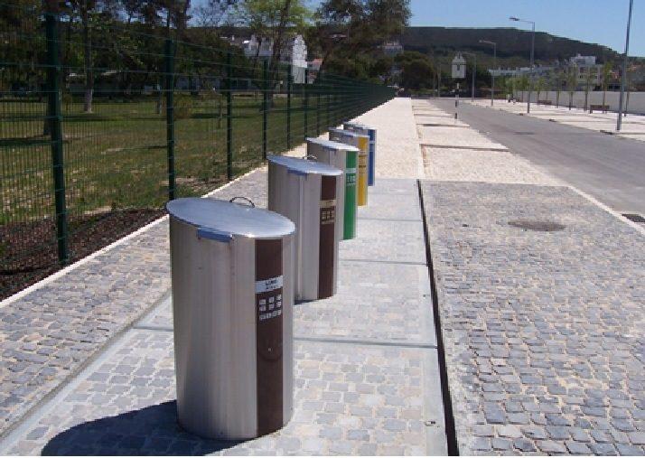 Vilniuje planuojama įrengti požeminių atliekų konteinerių sistemą