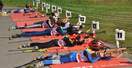 Vilniaus jaunieji biatlonininkai – tarp prizininkų ir nugalėtojų