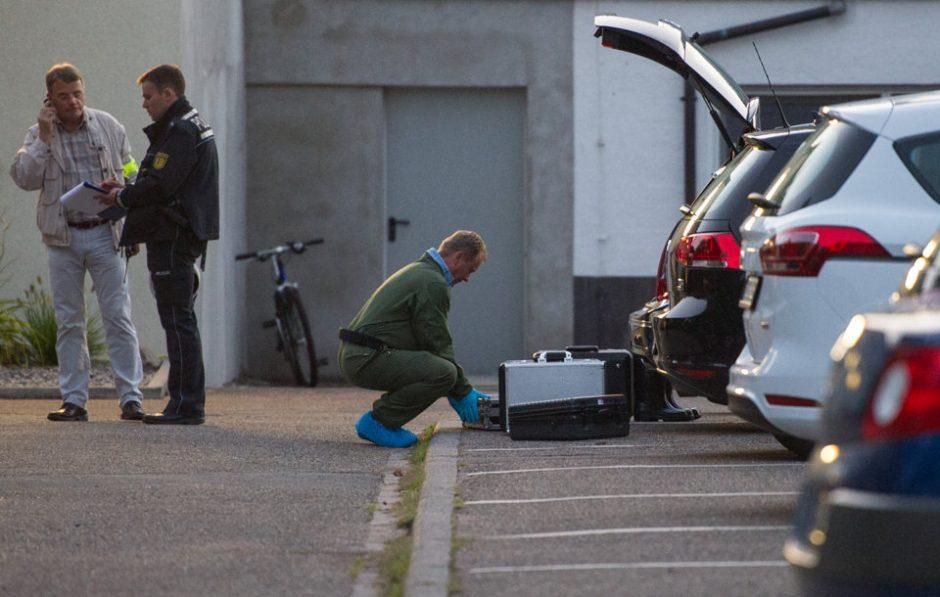 Vokietijoje per šaudynes restorane žuvo trys žmonės