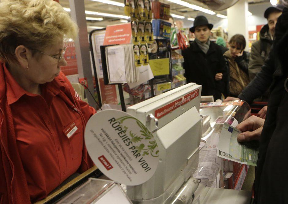 Kas pasikeitė Latvijoje įvedus eurą?