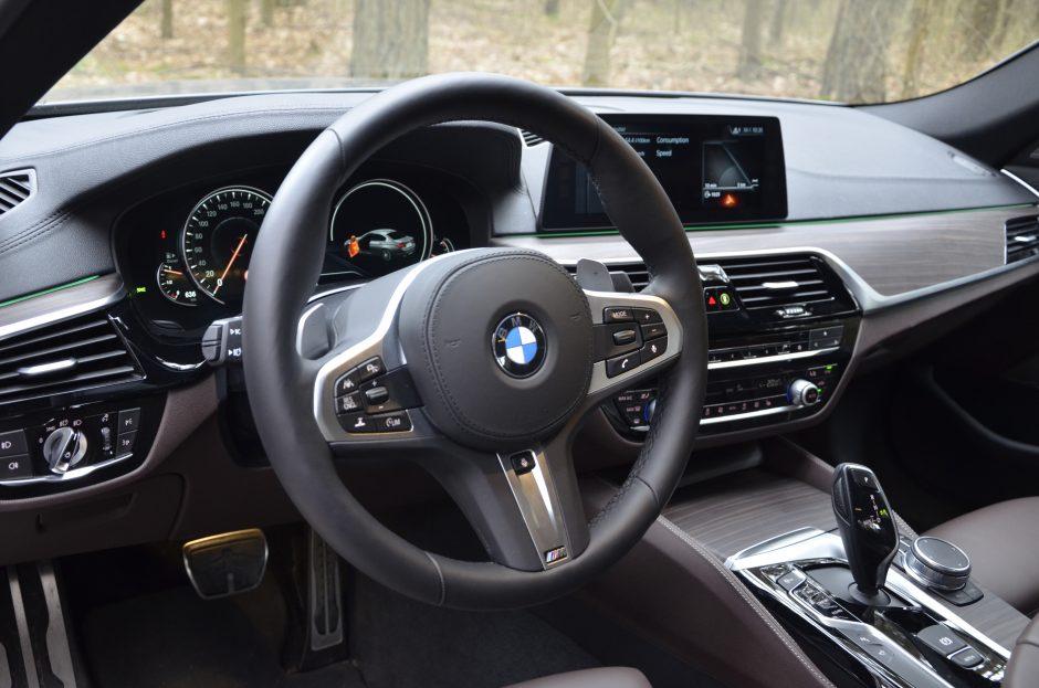 Užduotis – pamilti BMW