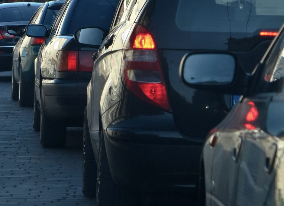Geriausio vairuotojo paieškos – ir Klaipėdoje