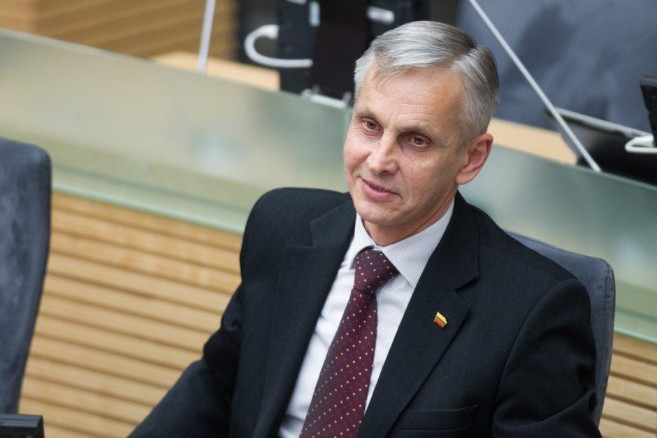 P. Urbšys gali dalyvauti Panevėžio miesto mero rinkimuose