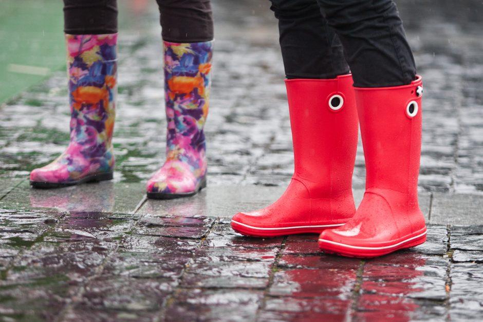 Orų prognozė: šiltų drabužių dar nepaslėpkite spintoje