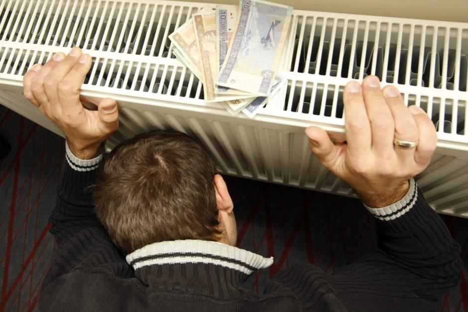 Gyventojai maldauja: išjunkite šildymą!