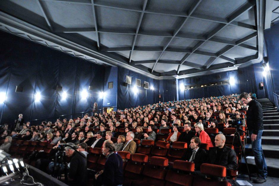 Į Kauno kino festivalį atvyks garsus kino kūrėjas