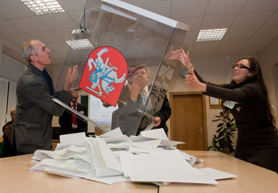 Šiemet partijų gretas papildė 4 tūkst. lietuvių