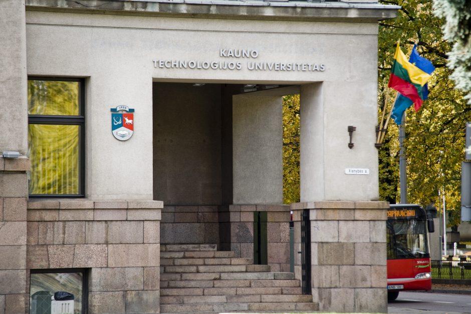 KTU profesoriams siūloma nusišalinti sprendžiant dėl artimųjų darbo