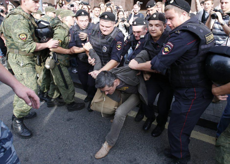 Rusijos kalėjimai ruošia lovas naujiems gyventojams