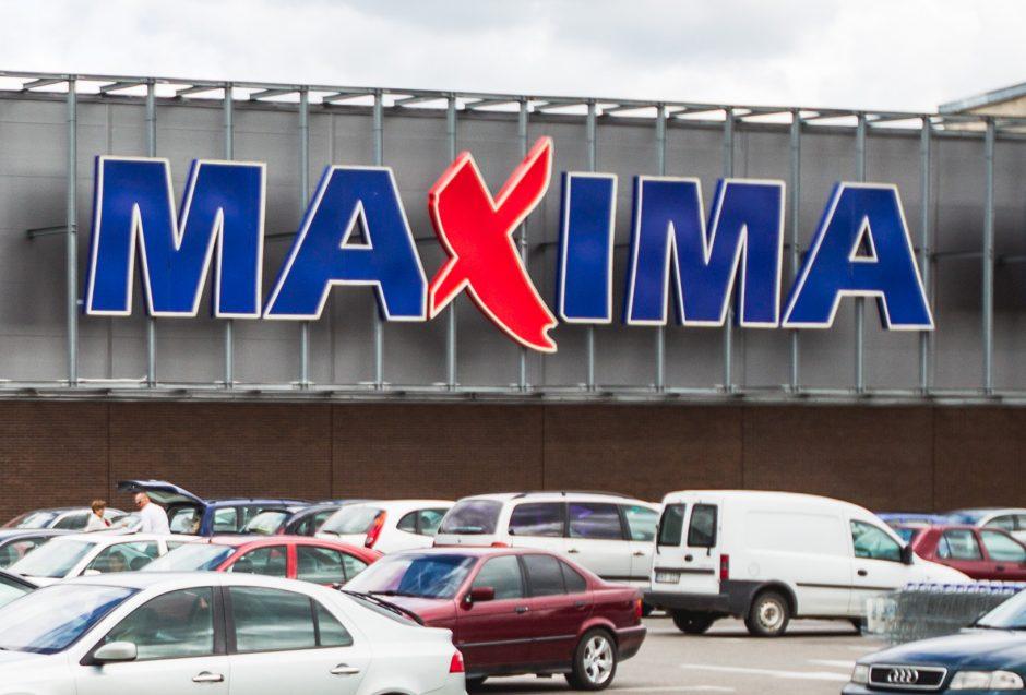 """Už vartotojų klaidinimą """"Maximai"""" skirta 15 tūkst. eurų bauda"""