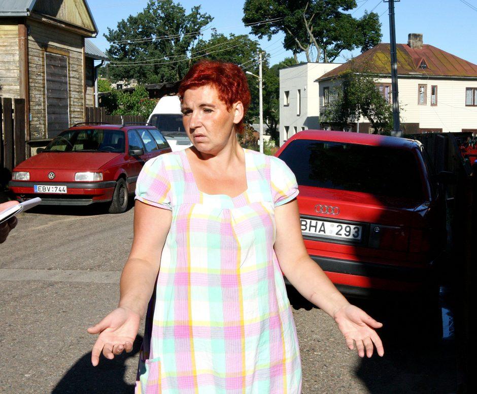 Septynių vaikų mama socialinį būstą susirado pati