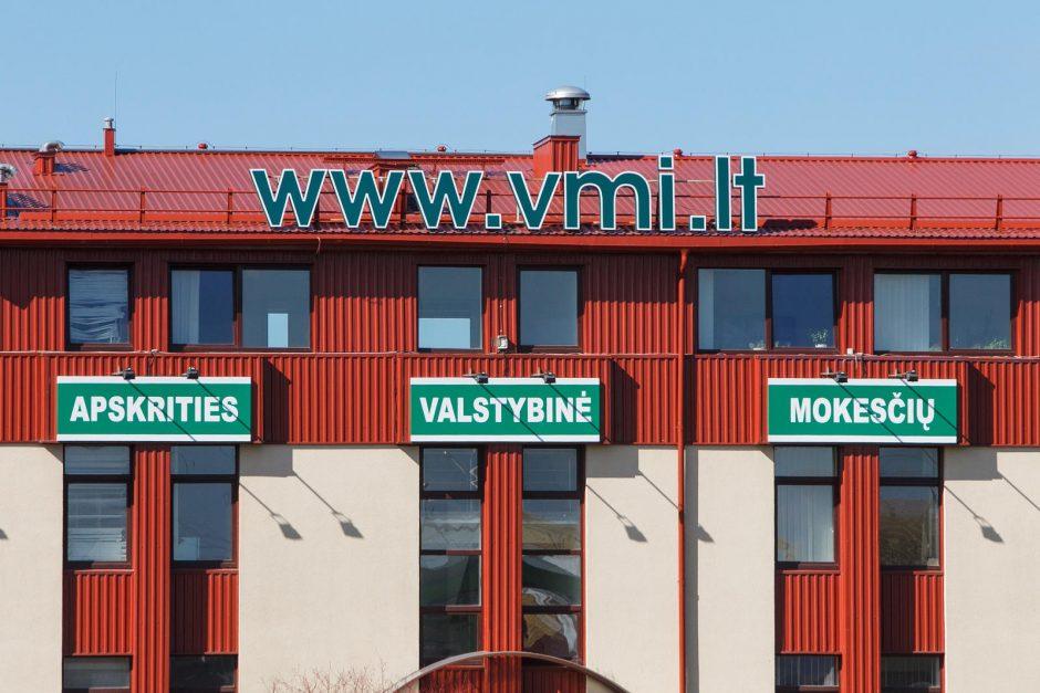 Sulaukia VMI priminimų pateikti deklaracijas dėl per didelio pasinaudoto NPD