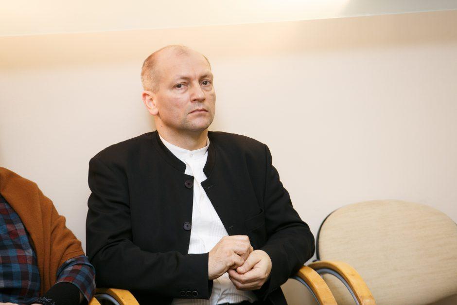 Kauno sakralinės muzikos mokyklai vadovaus kunigas