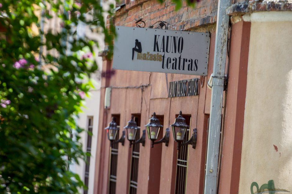 Merdinčio Kauno mažojo teatro laukia permainos
