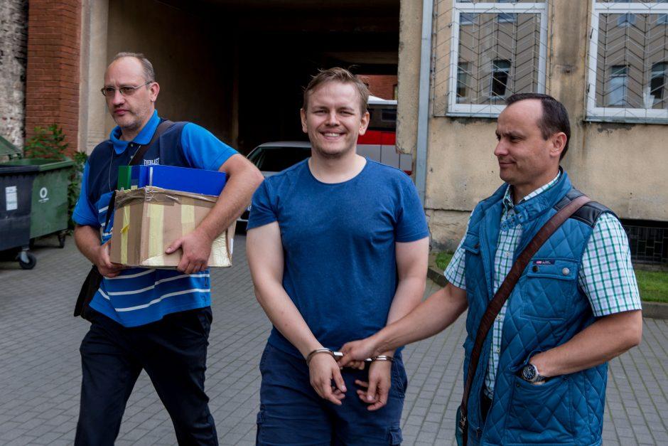 2,5 mln. eurų afera: vienas kaunietis sulaikytas vestuvių išvakarėse