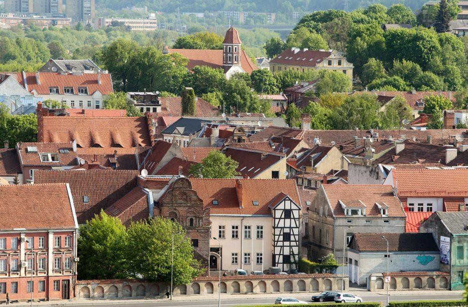 Kaunas auga: pernai gimė daugiau ir mirė mažiau gyventojų