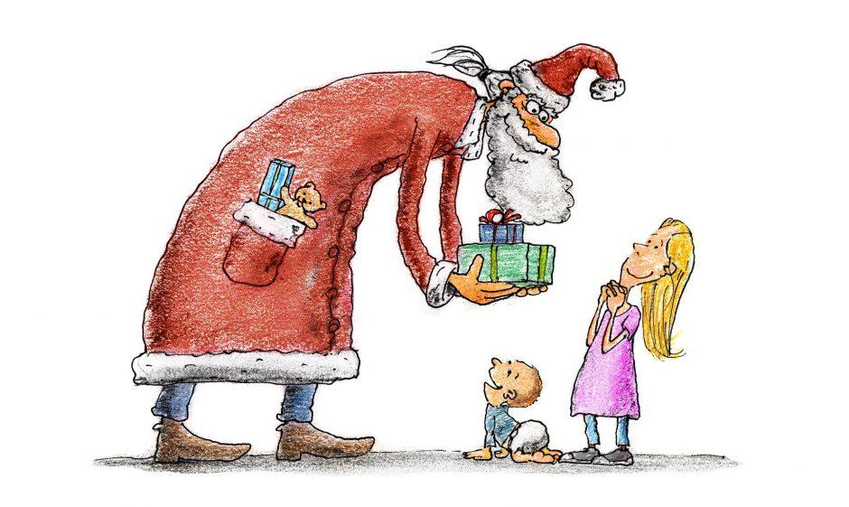 """""""Senukų"""" parduotuvę bandė apvogti ir Kalėdų seneliai"""