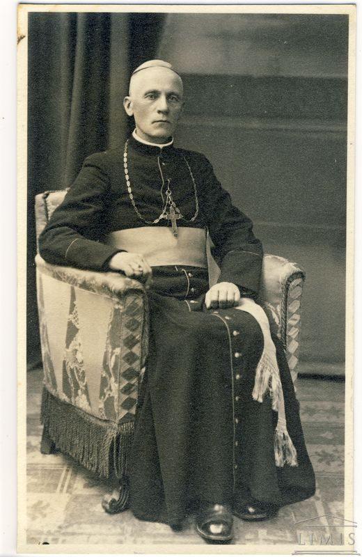 Dėl T. Matulionio beatifikacijos kai kuriose parapijose nebus šv. Mišių