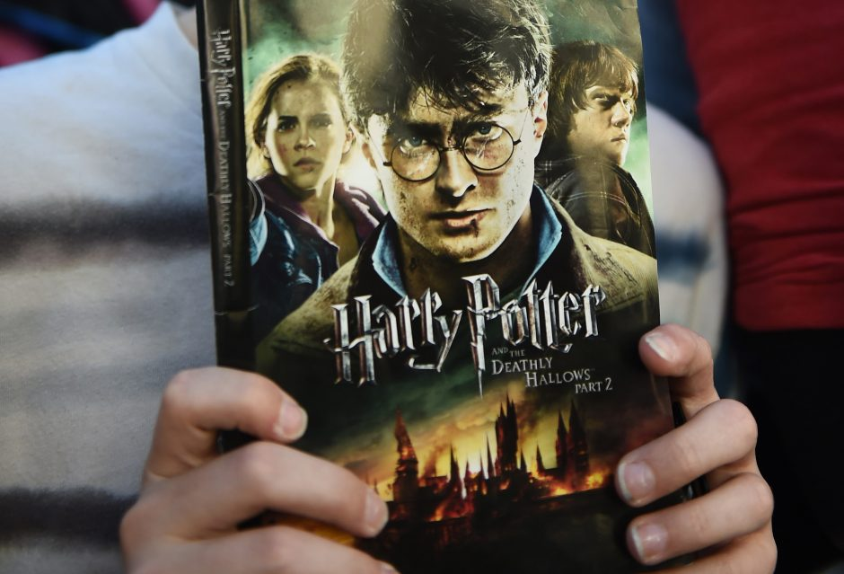 Ar Lietuvoje užaugs savas Haris Poteris?