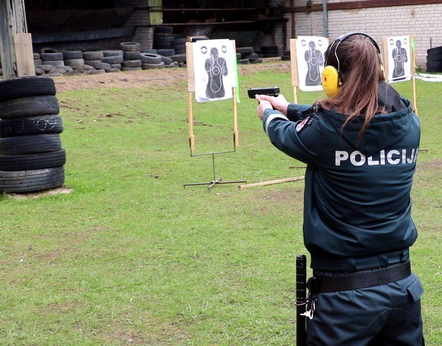 Visą balandį – intensyvios Kauno apskrities pareigūnų pratybos
