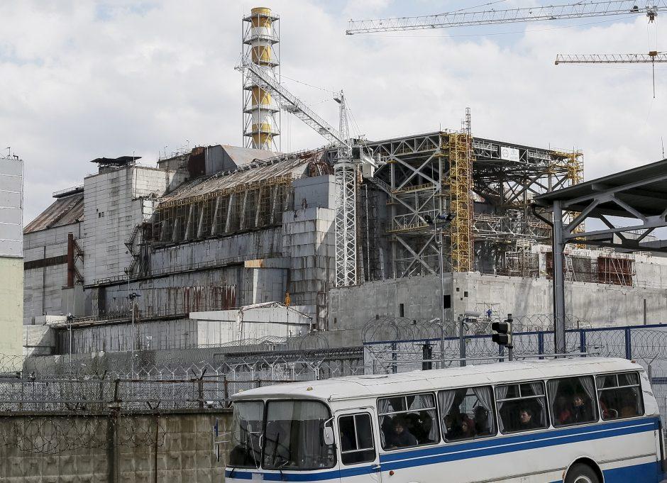 Ukraina ruošiasi skelbti su Černobylio katastrofa susijusius dokumentus