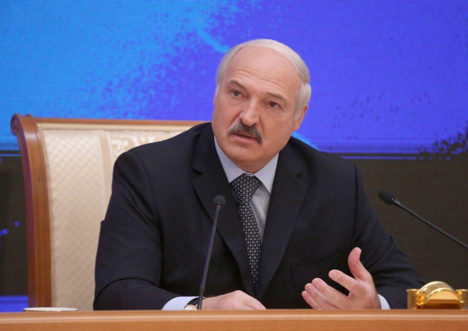 Baltarusija skelbia bevizį režimą visai ES, JAV, kitoms šalims