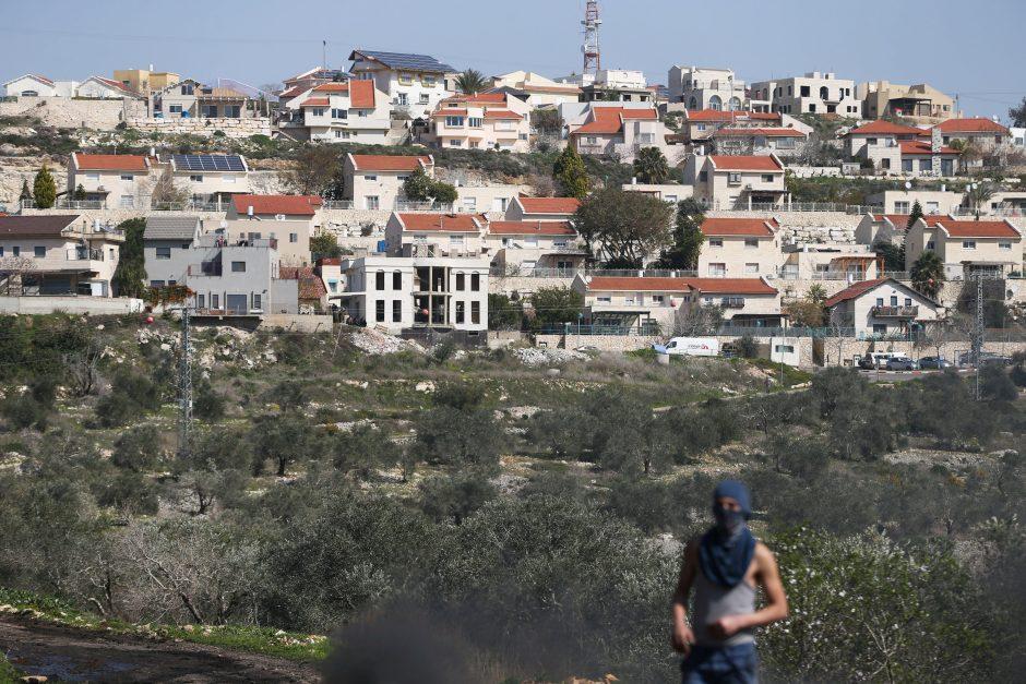 Taika sukūrus Palestinos valstybę – tik iliuzija?