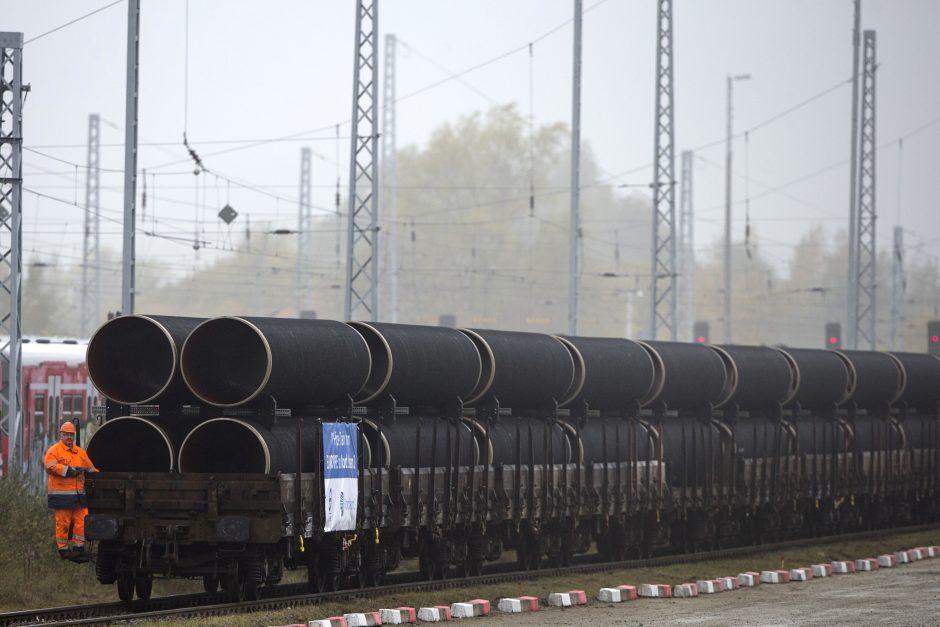 """Estija: mūsų požiūris į """"Nord Stream 2"""" išlieka kritiškas"""