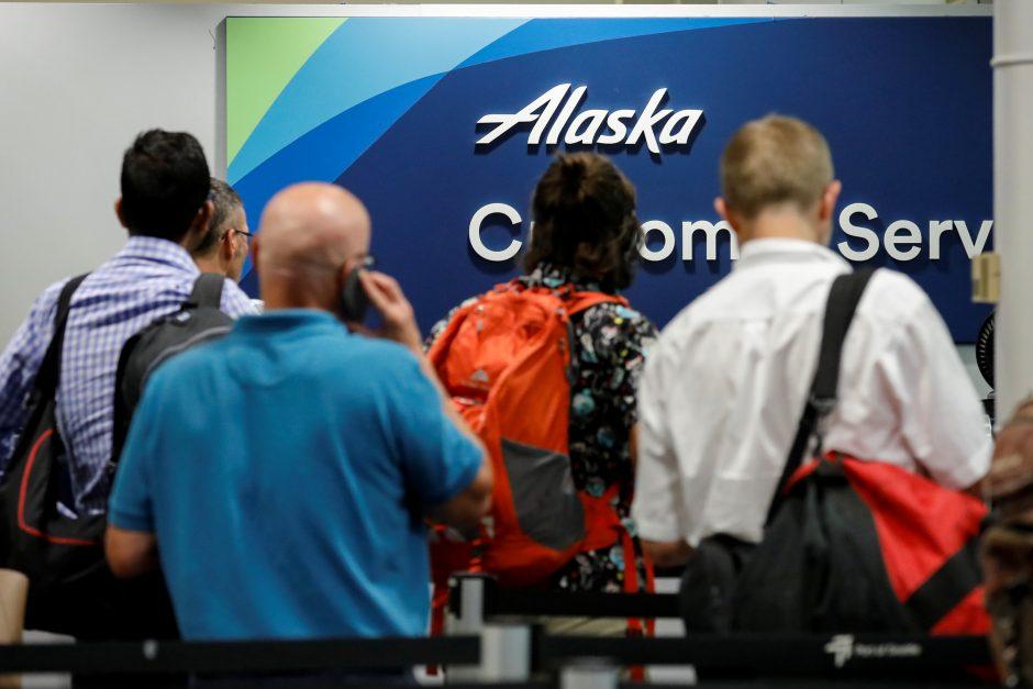 Siatlo oro uoste pagrobtas ir sudaužytas tuščias keleivinis lėktuvas