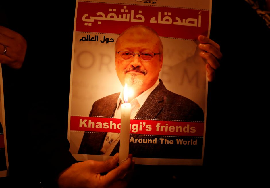 Įtariamiesiems dėl žurnalisto nužudymo reikalaujama mirties bausmės