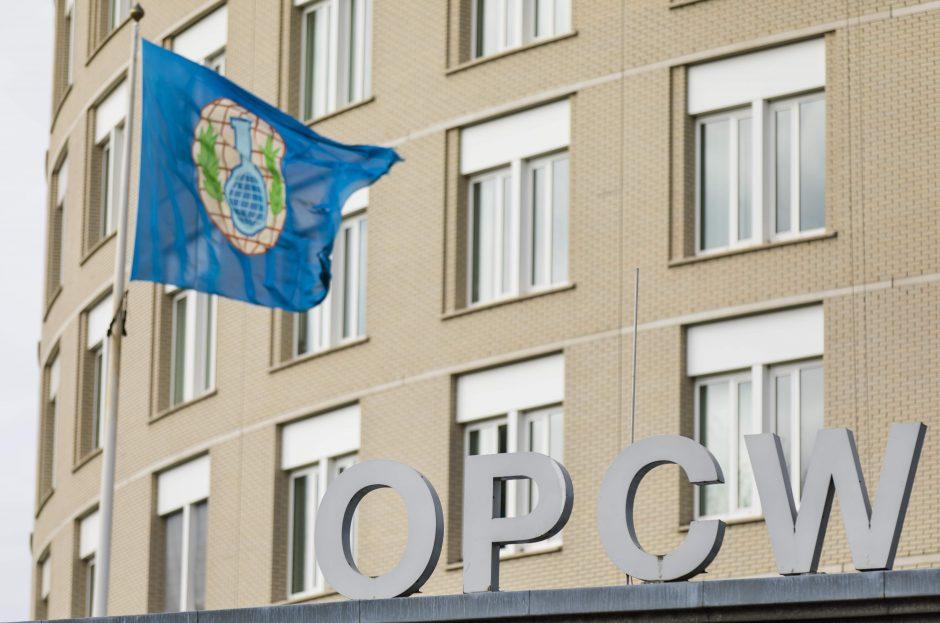 Dėl pranešimo apie kibernetinę ataką Rusija iškvietė Nyderlandų ambasadorę