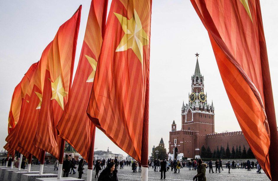 Maskva: Lietuvos sankcijos Rusijai – tik uodo įkandimas