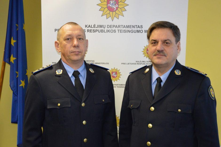 Pravieniškių pataisos namams vadovaus D. Sušinskas
