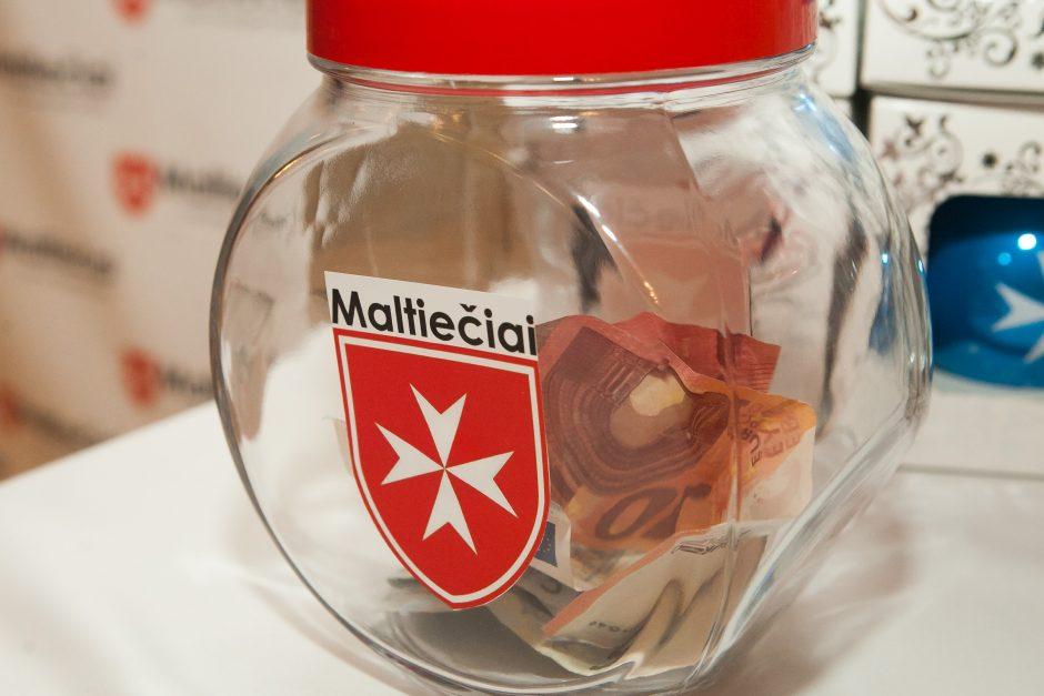 """""""Maltiečių sriubos"""" akcija Vyriausybėje"""