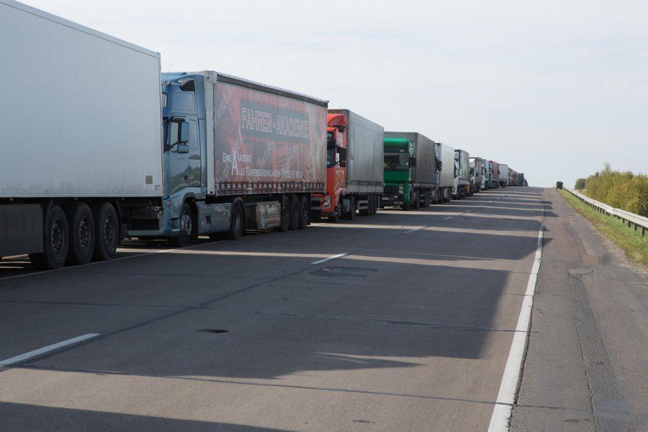 Sostinės krovinių gabenimo bendrovė nuslėpė 2 mln. eurų pajamų