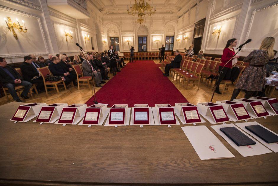 Kaunas laukia pasiūlymų Gerumo kristalų apdovanojimams