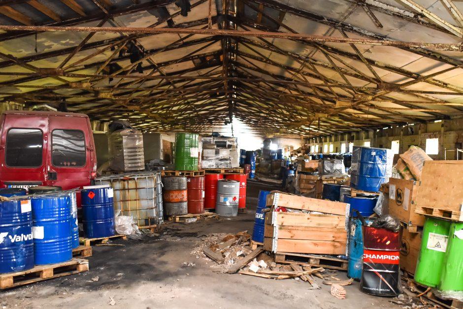 Atliekų tvarkymas Eigirgaloje – finišo tiesiojoje