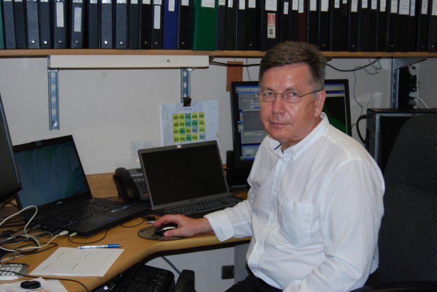 LSMU profesorius dirba užsienyje dėl Lietuvos