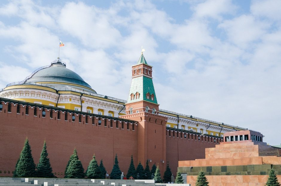 Rusijos valdantieji: JAV žiniasklaida kišasi į šalies politiką