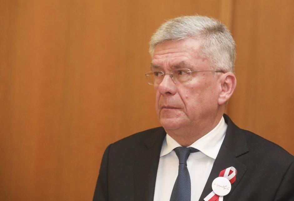 Prasidėjo Lietuvos, Lenkijos ir Ukrainos Parlamentinė Asamblėja